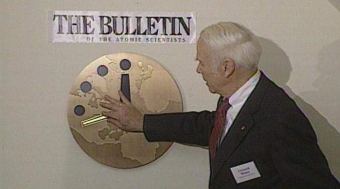 В 1991 году Часы показывали 11:43. /Фото: idreporter.net