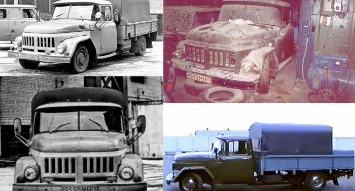 Об этом грузовике и тогда, и сейчас мало что известно. /Фото: news.rambler.ru