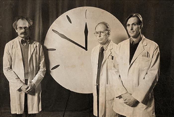 Часы Судного дня. /Фото: regnum.ru