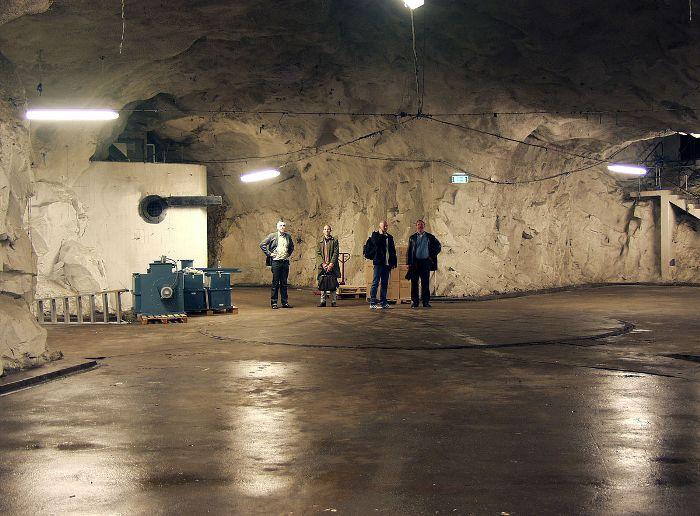 Шведский бункер с необычной историей. /Фото: wikipedia.org