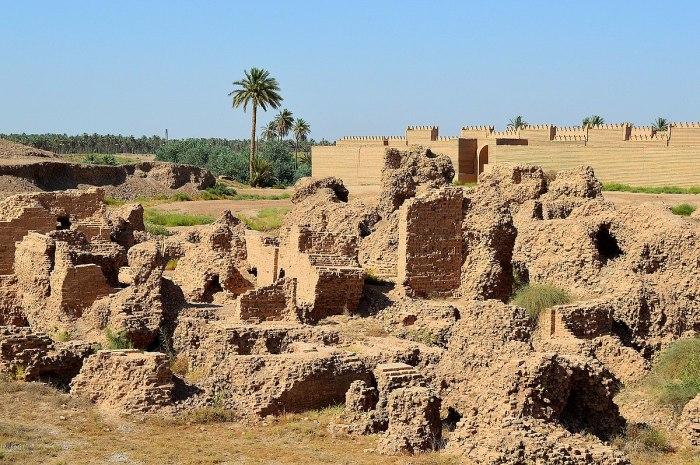 Даже руины подлежат защите ЮНЕСКО, если они от остались от древнейшей цивилизации планеты. /Фото: wikinews.org