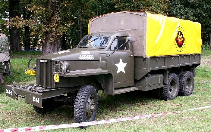 Новый грузовик был хорошим, но американцев не удовлетворил. /Фото: wikiрedia.org