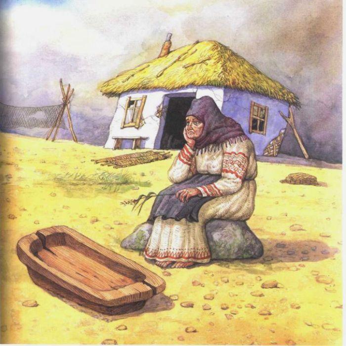 Даже мудрые старухи в буквальном смысле слова не застрахованы от «прорух». /Фото: kakprosto.ru