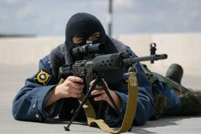 СВД все еще стоит на вооружении армии РФ. /Фото: topwar.ru