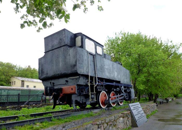 Танк-паровозы в СССР имели огромную популярность. /Фото: autotravel.ru