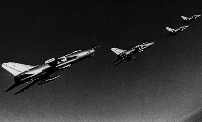 Истребительно-бомбардировочная авиация подарила нам легендарные машины. /Фото: army-news.ru