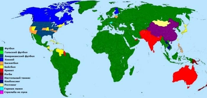 Не зря футбол - игра миллионов, потому что кажется, что миллиардов. /Фото: biggggidea.com