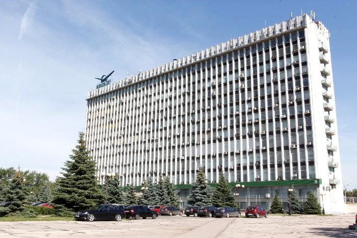 Административное здание УАЗ. /Фото: all-auto.org