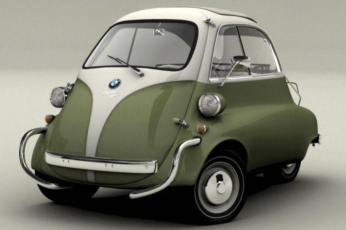 Не самая красивая модель, спасшая знаменитый автобренд. /Фото: all-test-drives.com