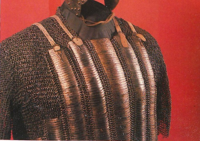Бехтерец 17 века в экспозиции музея в Польше. /Фото: wordpress.com