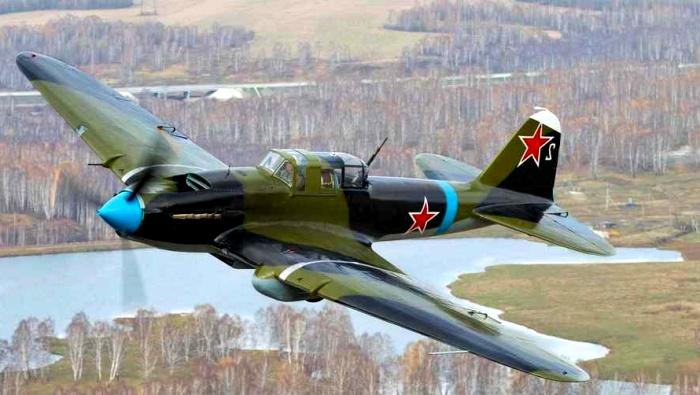 Самый известный советский штурмовик. /Фото: mirchudes.net