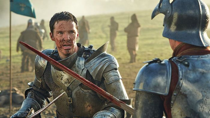Дуэль в пылу битвы между армиями  - не самое лучшее решение. /Фото: multikino.com