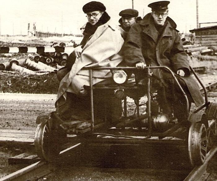 Мотодрезины можно перенести на другую колею, а автомотрисы - нет. /Фото: etoretro.ru
