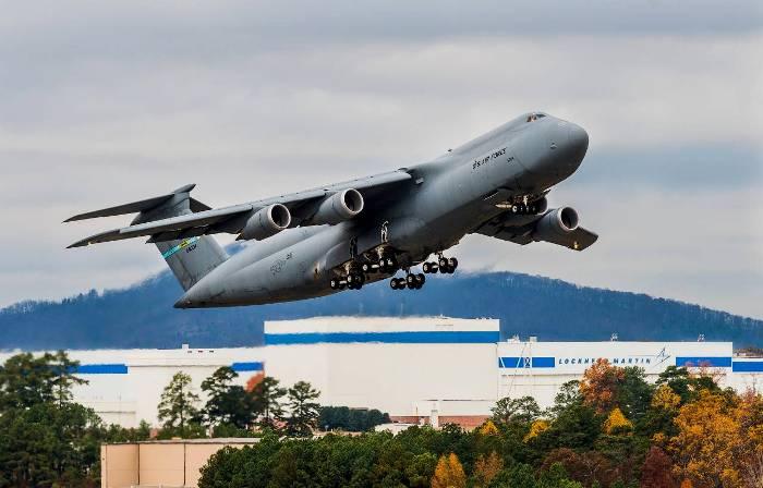 Гигант американских военно-воздушных сил. /Фото: topwar.ru