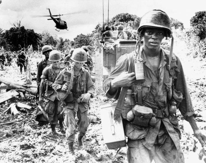 Вьетнам стал фронтом экологической войны. /Фото: topwar.ru