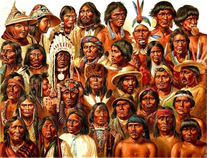 Разнообразие головных уборов у индейцев на самом деле впечатляет. /Фото: vlast.kz