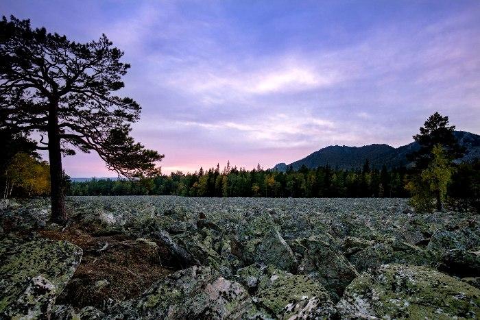 Точное происхождение этих рек трудно объяснить. /Фото: pikabu.ru