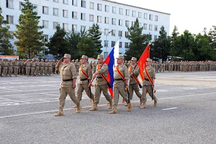 201-я военная база в Таджикистане - крупнейшая среди российских баз за рубежом. /Фото: topwar.ru
