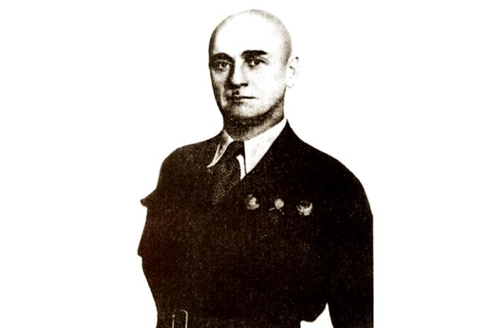 Владимир Иванович Бекаури, главный конструктор Остехбюро. /Фото: sfw.so