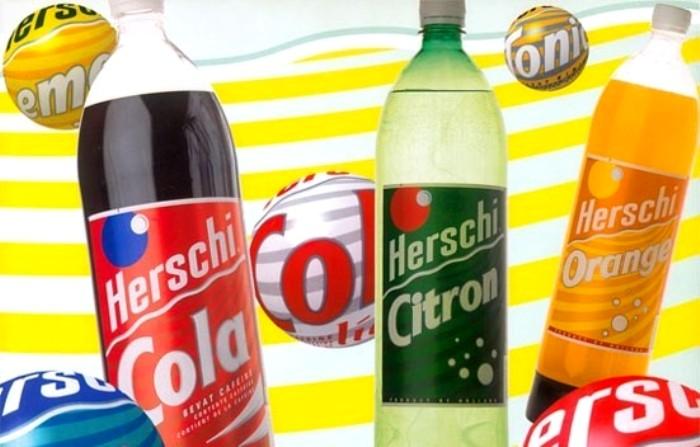 У нас продавалось не меньше трех видов Херши. /Фото: coalpail.com