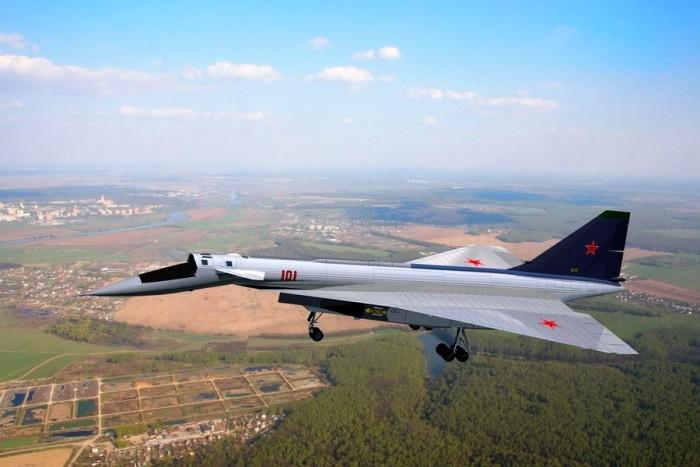 Испытательные полета проходили успешно. /Фото: pikabu.ru