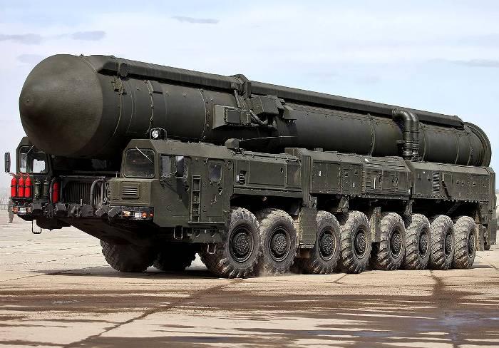 Эта ракета - прямая ассоциация с Третьей мировой войной. /Фото: topwar.ru