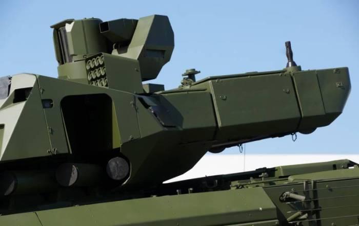 Вооружение для сочлененного танка планируется значительное. /Фото: topwar.ru