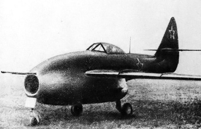 ЛА-160 - первый на пути к покорению звука. /Фото:allaircraft.ru