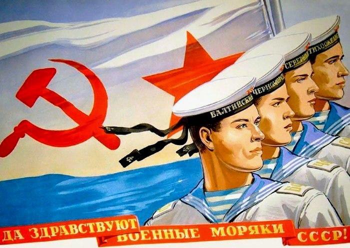 Основные потребители консервированной воды - моряки. /Фото: readstory.ru