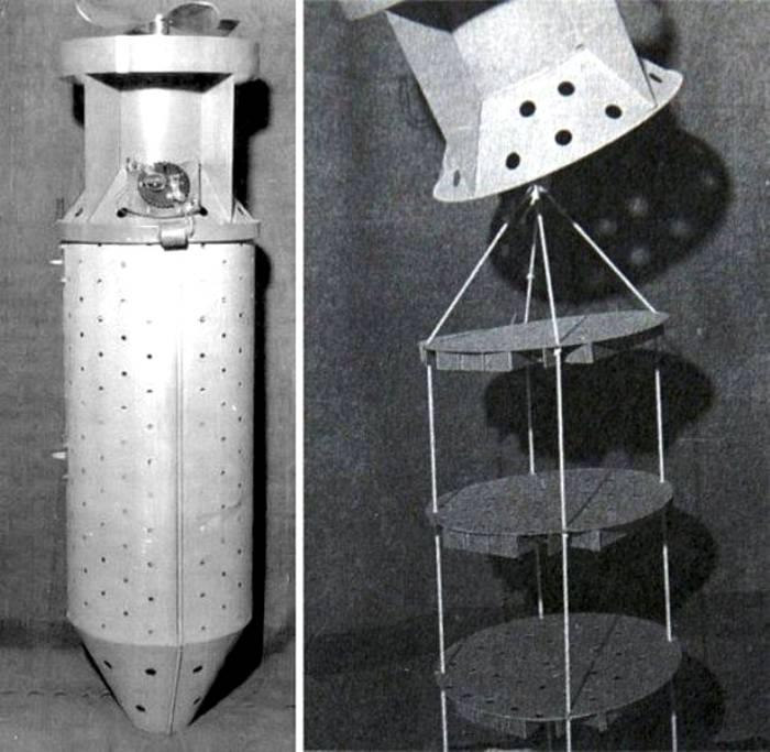 Внутренняя конструкция мышиной бомбы. /Фото: livejournal.com