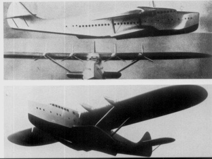 Как в Третьем рейхе разрабатывали летающую лодку для перелётов через Атлантику