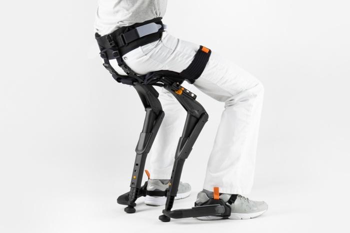 Настоящий экзоскелет теперь можно купить домой. /Фото: sapetti.com