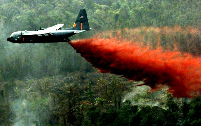 Климатическое оружие успешно применялось в течение пяти лет. /Фото: warhead.su