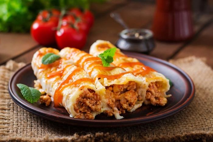 Мексиканская еда совершенная на вид только в телевизоре. /Фото: pauligpromo.ru
