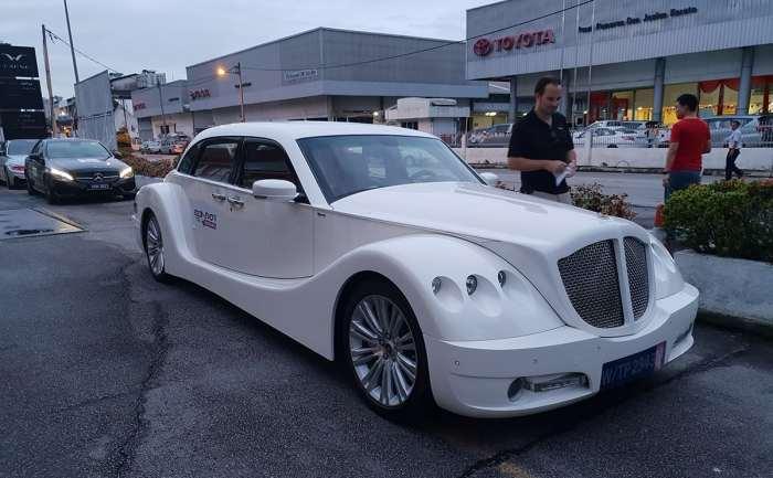 Сложно назвать эту стилизацию удачной. /Фото: carsguide-res.cloudinary.com