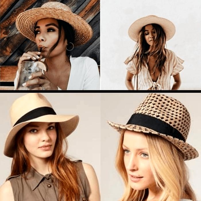 Современные шляпы практичнее и на каждый день. /Фото: ua-tao.com