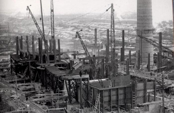 Всесоюзная строительная выставка была частью идеологической поддержки сталинской индустриализации. /Фото: bykm.ru