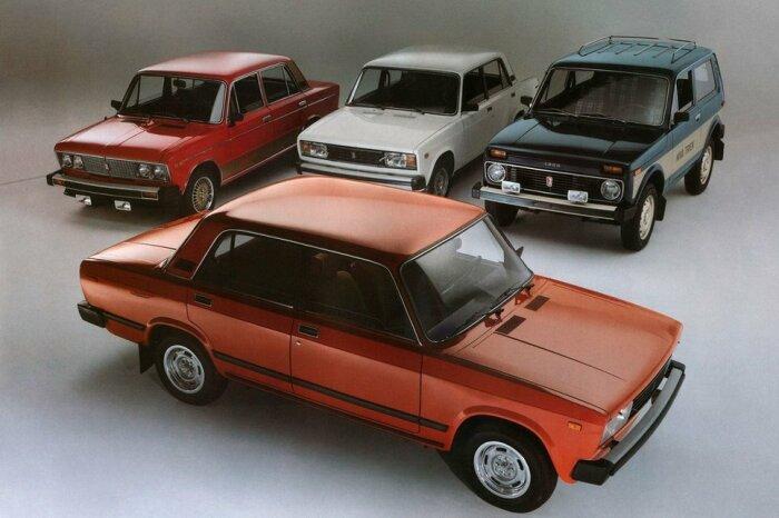 Среди моделей ВАЗ были такие, о которых долгое время почти никто не знал. /Фото: auto.drom.ru