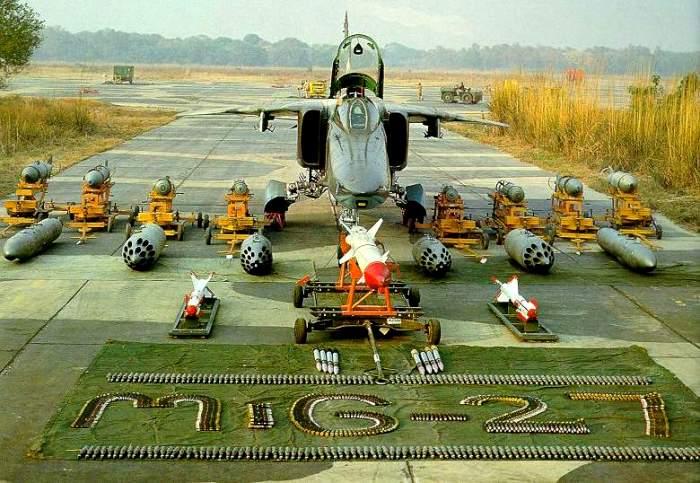 МиГ-27 обзавелся забавным прозвищем. /Фото: oruzhie.info