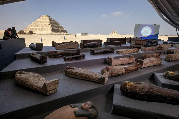 Новая волна интереса к египетскому наследию произошла именно в 2020-м. /Фото: phys.org