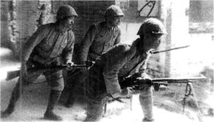 Японские стрелки не проходили специального обучения. /Фото: coolib.com