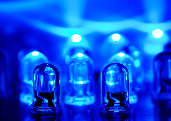 Знаменитые яркие лампочки придумали в СССР. /Фото: hsto.org