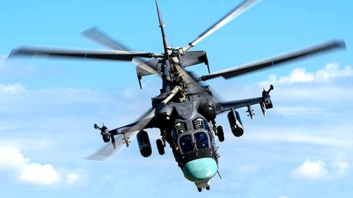 Удачная разработка Ка-52 сильно снизила актуальность Ка-60. /Фото: tvzvezda.ru