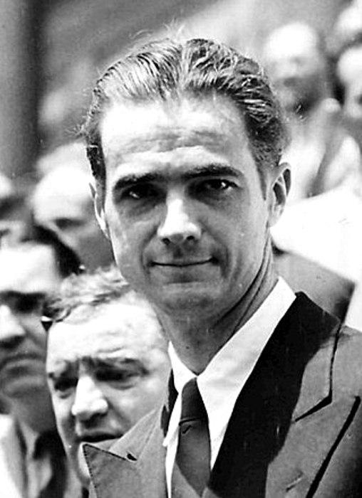 Говард Хьюз в 1948 году. /Фото: wikipedia.org