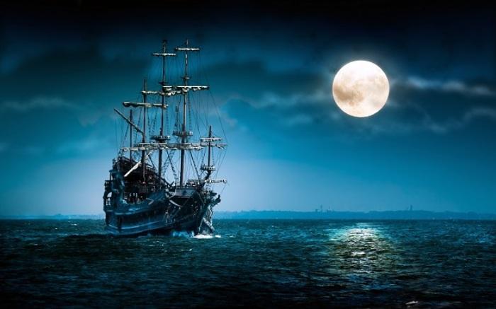 Маленький, но очень крепкий пиратский корабль. /Фото: sail-friend.ru