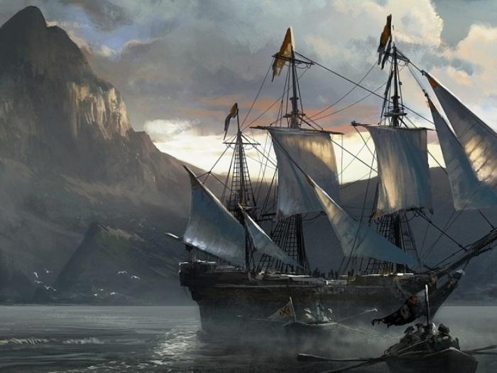 Корабль самого грозного пирата. /Фото: sail-friend.ru