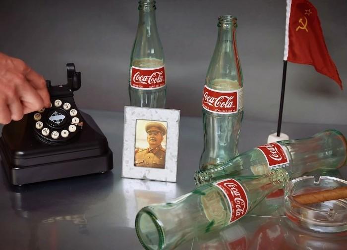Оказывается, в СССР была своя «Кока-кола». /Фото: livejournal.com