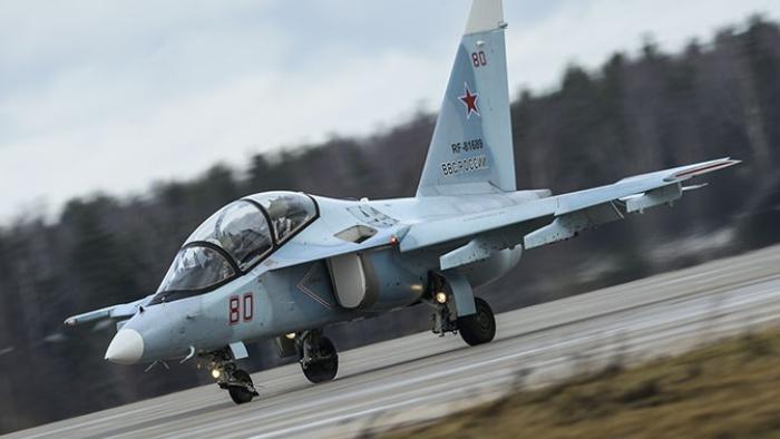 Як-130 - плод труда длиной в два десятилетия. /Фото: tvzvezda.ru
