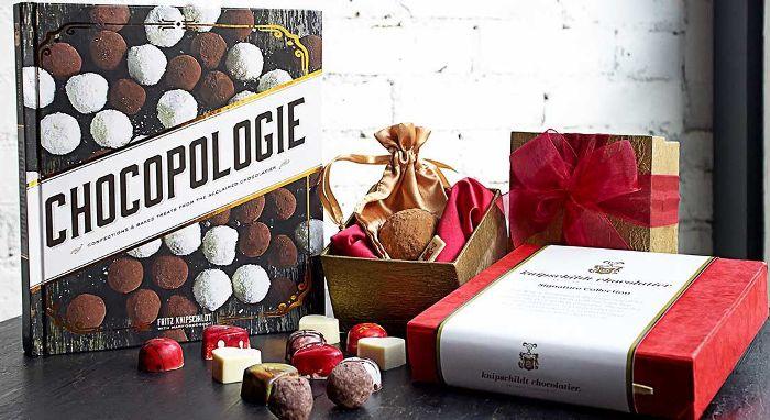 Элитная кондитерская компания производит шоколад под стать. /Фото: pinterest.com