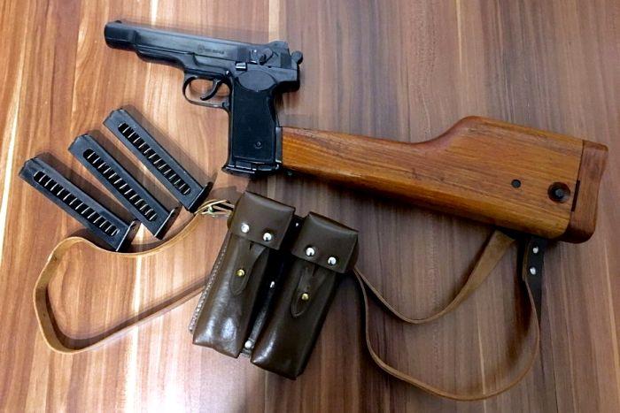Пистолет Стечкина оказался эффективным и многообещающим. /Фото: pinterest.de